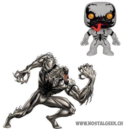 Toy Funko Pop Marvel Anti Venom Exclusive Geek Suisse Shop