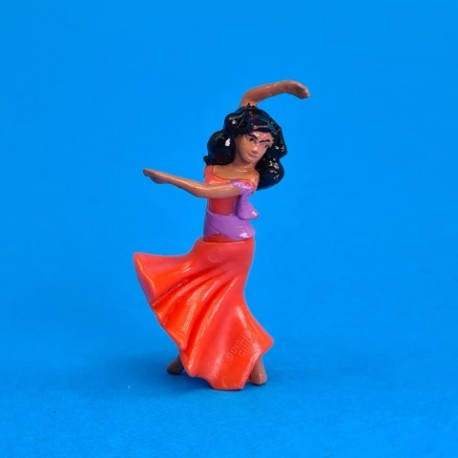 The Hunchback of Notre Dame Esmeralda red dress second hand figure (Loose)