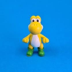 Nintendo Super Mario Bros. Yellow Yoshi second hand figure (Loose)