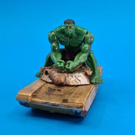 Marvel Hulk on tank second hand Figure (Loose)