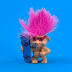 Troll on Hols 1996 Snowboard Weetos second hand figure (Loose)