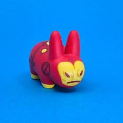 Marvel Labbit Series 2 Iron Man second hand vinyl figure (Loose)
