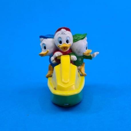 Disney Ducktales Louie Dewey and Huey on jet ski second hand Figure (Loose)