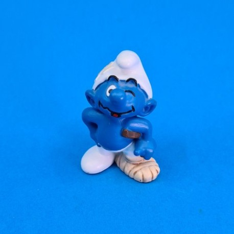 The Smurfs Broken foot second hand Figure (Loose)