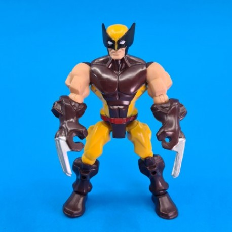 Marvel Super Hero Mashers Wolverine second hand figure (Loose)