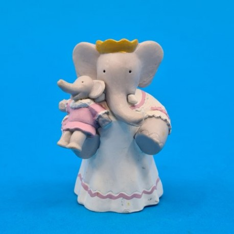 Babar - Céleste pajama second hand figure (Loose)