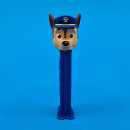 Paw Patrol Chase second hand Pez dispenser (Loose)