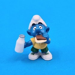 The Smurfs eating second hand Figure (Loose)
