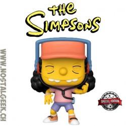Funko Pop Cartoons The Simpsons Otto Mann Exclusive Vinyl Figure