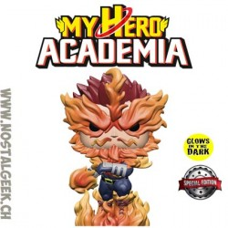 Funko Pop! Anime My Hero Academia Endeavor (Jet Burn) Exclusive GITD Vinyl Figure