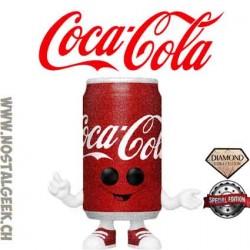 Funko Pop Ad Icons Coca-Cola Can (Diamond Glitter) Exclusive Vinyl Figure