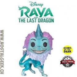 Funko Pop Disney Raya The Last Dragon Sisu GITD Exclusive Vinyl Figure
