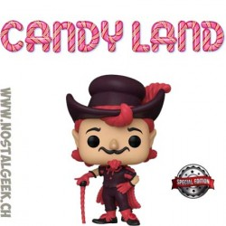 Funko Pop Retro Toys Candy Land Lord Licorice Exclusive Vinyl Figure