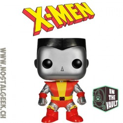 Funko Pop Marvel X-Men Colossus Vaulted Vinyl Figure