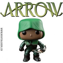 Funko Pop! DC Arrow John Diggle Exclusive Figure