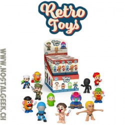 Funko Disney Mystery Minis Retro Toys - Hasbro