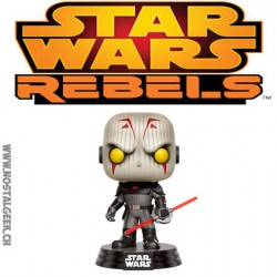 Star Wars Rebels The Inquisitor Exclusive Figure