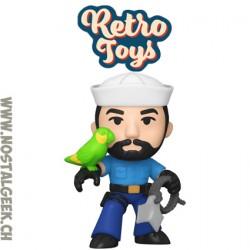 Funko Disney Mystery Minis Retro Toys - Hasbro G.I.Joe Shipwreck vinyl figure