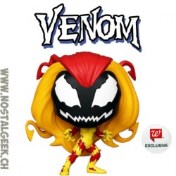 Funko Pop Marvel Venom Scream Exclusive Vinyl Figure