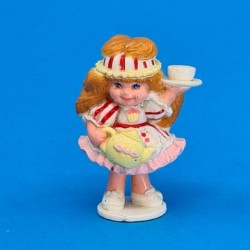 Cherry Merry Muffin Miniatures Series 2 Penny Peppermint second hand figure (Loose)