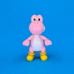 Nintendo Super Mario Bros. Pink Yoshi second hand figure (Loose)