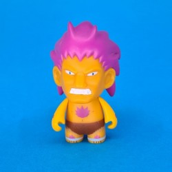Street Fighter Blanka Orange second hand figure Kidrobot (Loose)