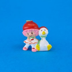 Stawberry Shortcake Cherry Cuddler second hand figure (Loose)