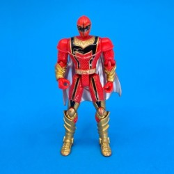Power Rangers Operation Overdrive vite cape Mystic Force Red Ranger second hand figure (Loose)