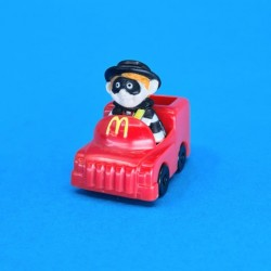 McDonald's Hamburglar in car second hand figure (Loose)