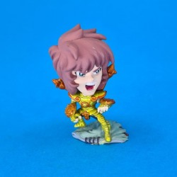 Saint Seiya Dohko The Libra Saint second hand Mini Big Head Figure (Loose)