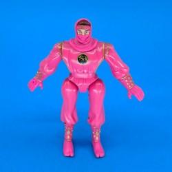 Power Rangers Ninja Steel Pink Ranger second hand action figure (Loose)
