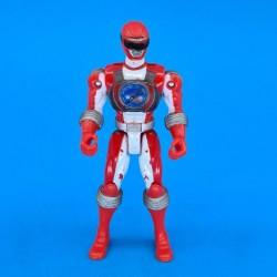 Power Rangers Operation Overdrive Red Overdrive Ranger second hand figure (Loose)