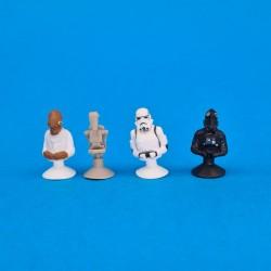 Star Wars set of 4 second hand figures (Loose)