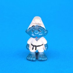 The Smurfs karate second hand Figure (Loose)