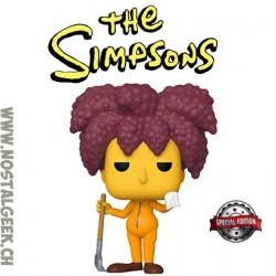 Funko Pop The Simpsons Sideshow Bob Exclusive Vinyl Figure