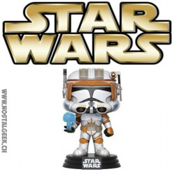 Funko Pop! Star Wars Clone Commander Cody Edition limité