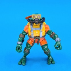 TMNT Deep Divin' Michelangelo second hand Action Figure (Loose)