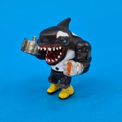 Street Sharks Moby Lick Killer Whale Orca Bootleg second hand Action Figure (Loose)