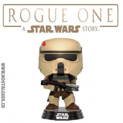 Funko Pop! Star Wars Rogue One Scarif Stormtrooper Edition Limitée