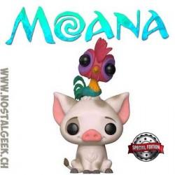 Funko Pop Disney Moana Pua & Hei Hei Exclusive Vinyl Figure