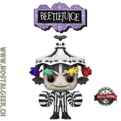 Funko Pop Movie Beetlejuice (Carousel Hat) Exclusive Vinyl Figure