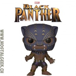 Funko Pop Marvel Black Panther (Warrior Falls) Vynil Figure
