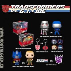 Funko Funko Transformers vs G.I.Joe Mystery Lunchbox