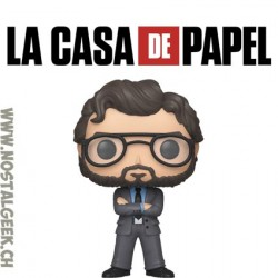 Funko Pop Television La Casa de Papel The Professor Vinyl Figure