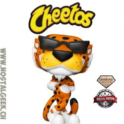 Funko Pop Ad Icons Cheetos Chester Cheetah (Diamond) Glitter Exclusive Vinyl Figure