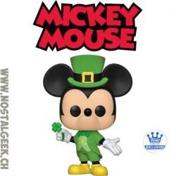 Funko Pop Disney Mickey Mouse St. Patrick's Day Exclusive Vinyl Figure