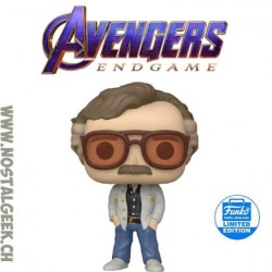 Funko Pop Avengers: Endgame Stan Lee (Young) Exclusive Vinyl Figure