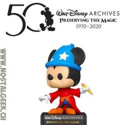 Funko Pop Disney Fantasia Sorcerer Mickey (Disney 50th) Vinyl Figure