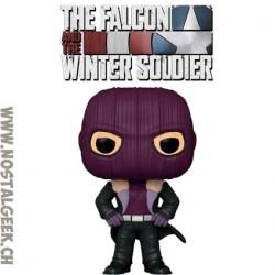Funko Pop Marvel The Falcon and The Winter Soldier Baron Zemo Vinyl Figure