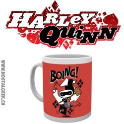 DC Comics Harley Quinn Mug Boing Chibi